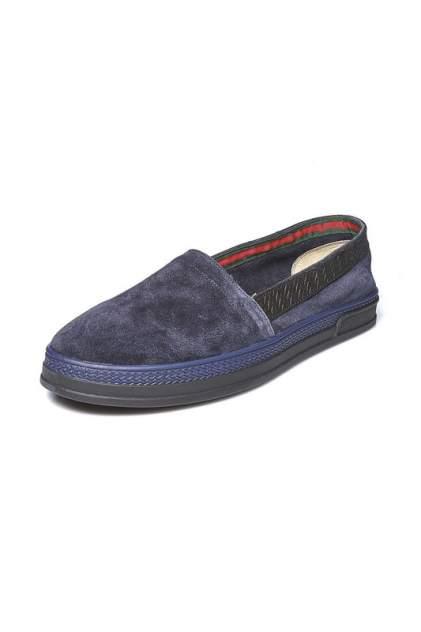 Мокасины мужские VALSER 601-727 синие 39 RU