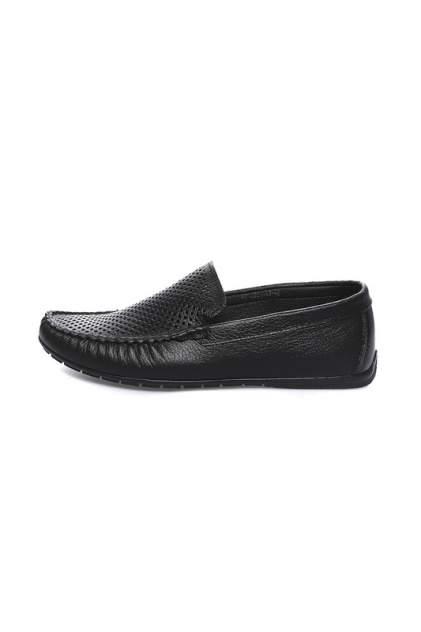 Мокасины мужские VALSER 606-041 черные 41 RU