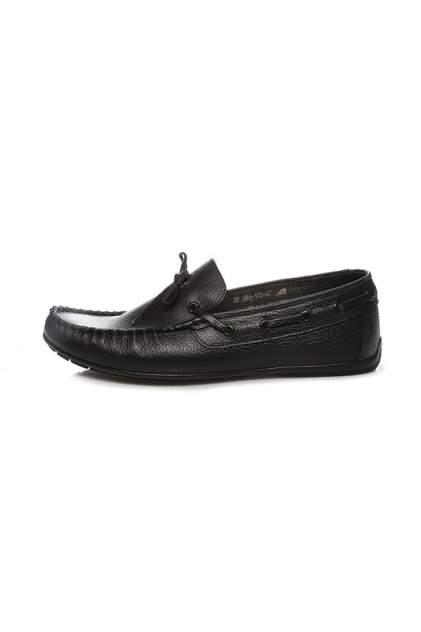 Мокасины мужские VALSER 606-108 черные 40 RU