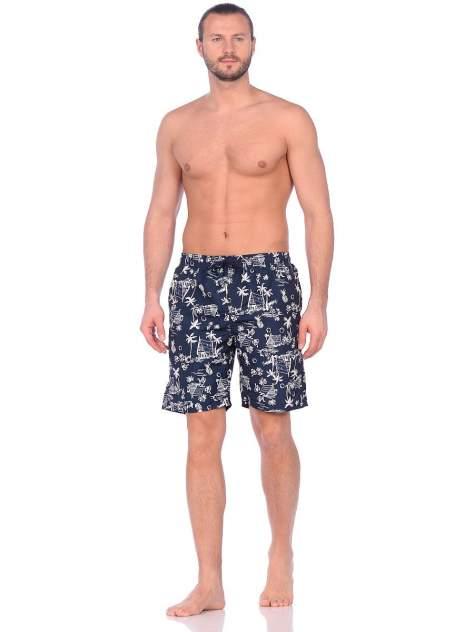 Шорты для плавания мужские Modis M201U00440 синие 54 RU
