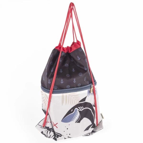 Мешок для обуви Gulliver Пираты