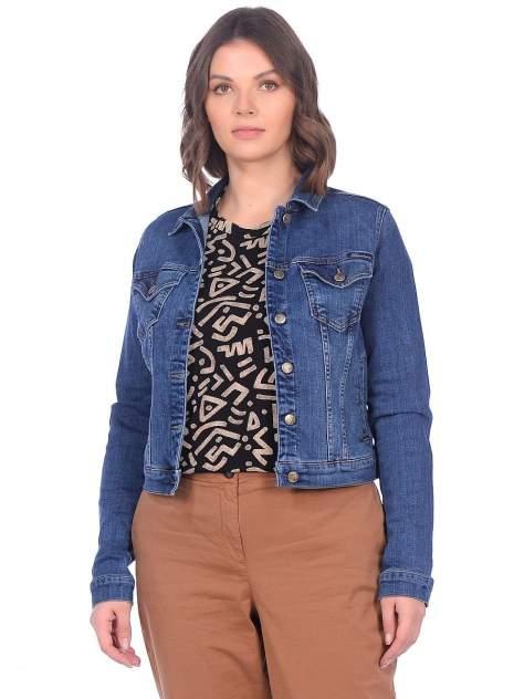 Женская джинсовая куртка DAIROS GD50600025, синий