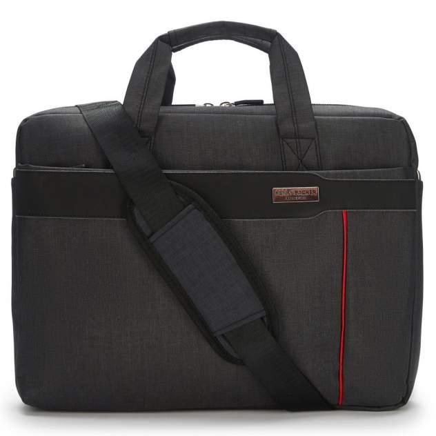 Портфель мужской Henry Backer HBB5606-1 черный