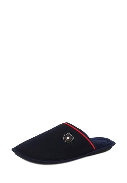 Мужские домашние тапочки T.Taccardi CJI21AW-41, синий