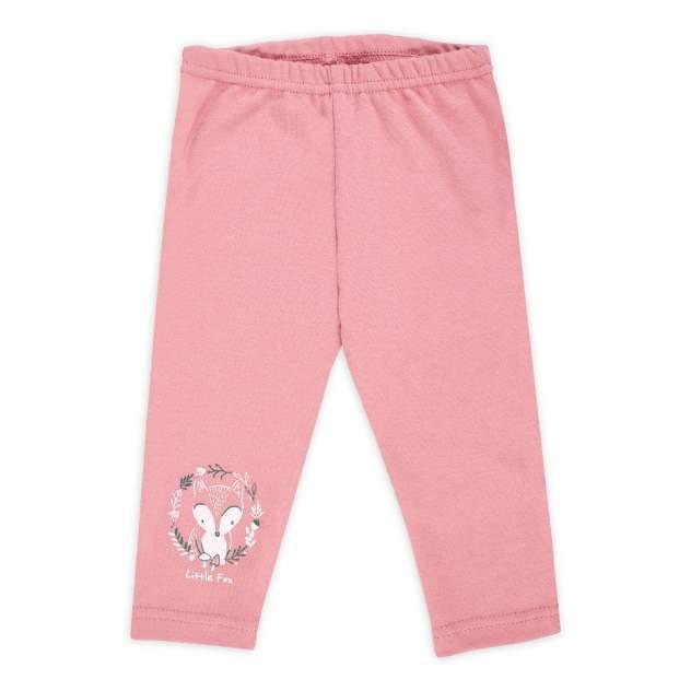 Ползунки Веселый малыш, цв. розовый