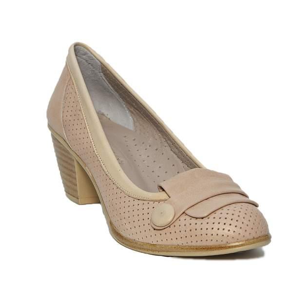 Туфли женские Airbox 137676, бежевый