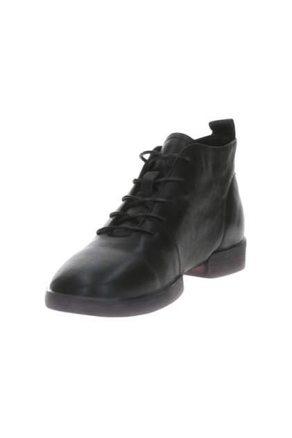 Ботинки женские Sinta Gamma 001JZ, черный