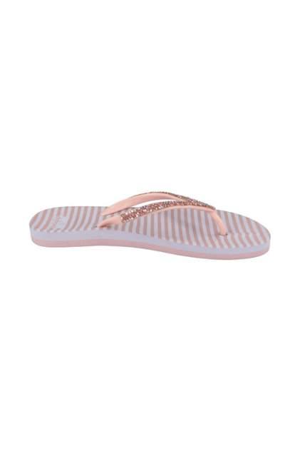 Шлепанцы женские de fonseca RIMINI E VAR2 W650RU розовые 38 RU