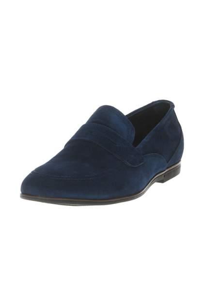 Лоферы мужские El Tempo CC191_Z5-021-L109 синие 40 RU