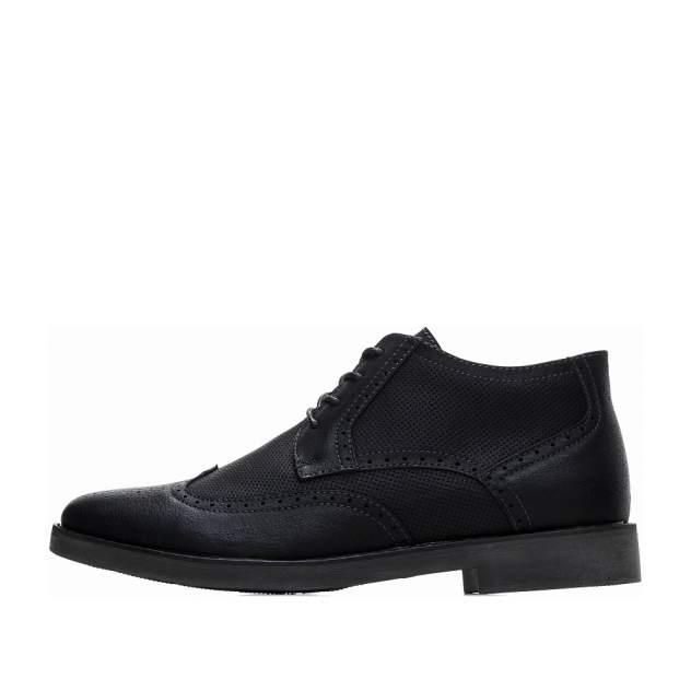 Мужские ботинки INSTREET 188-33MV-023GR, черный