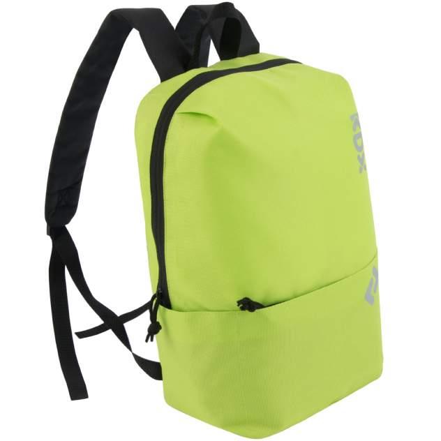 Рюкзак спортивный Kdx, зеленый