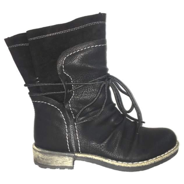 Полусапоги женские Rieker 74661-00, черный