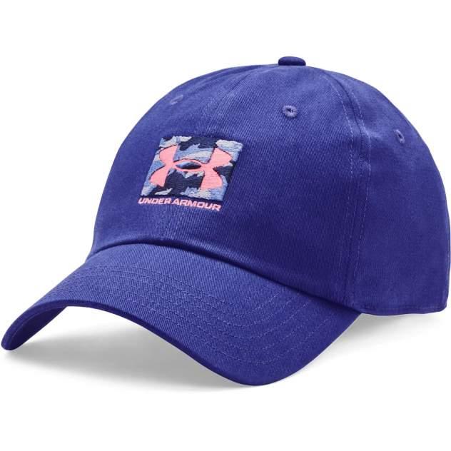 Кепка мужская Under Armour Branded Hat Cap фиолетовая