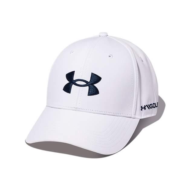 Кепка мужская Under Armour Golf96 Hat Cap белая
