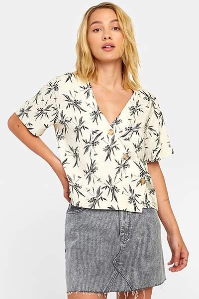 Рубашка Farrell, белый, M