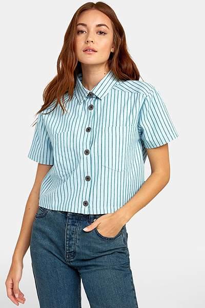 Рубашка Jefferson, белый, M