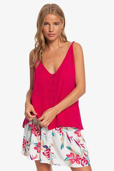 Женская юбка на пуговицах Shallow End Roxy ERJWK03076, L