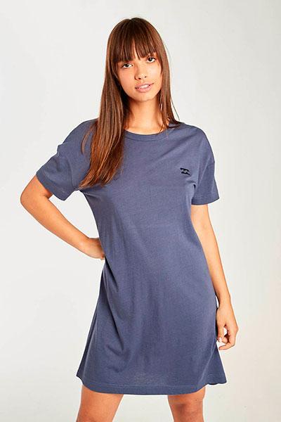 Платье женское Beach Day Dress Deja, синий, S