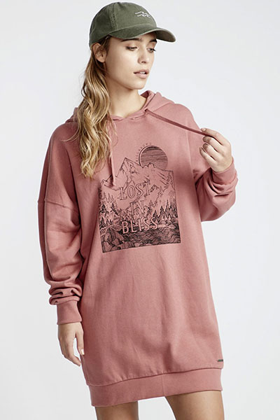 Платье женское Pretty Relax Stone, розовый, M