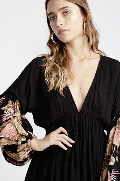 Платье женское Wind s, черный, M