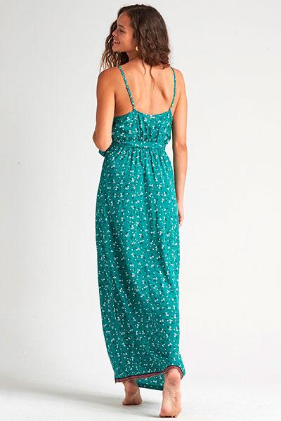 Платье Soft Seas Emerald Bay, зеленый, L