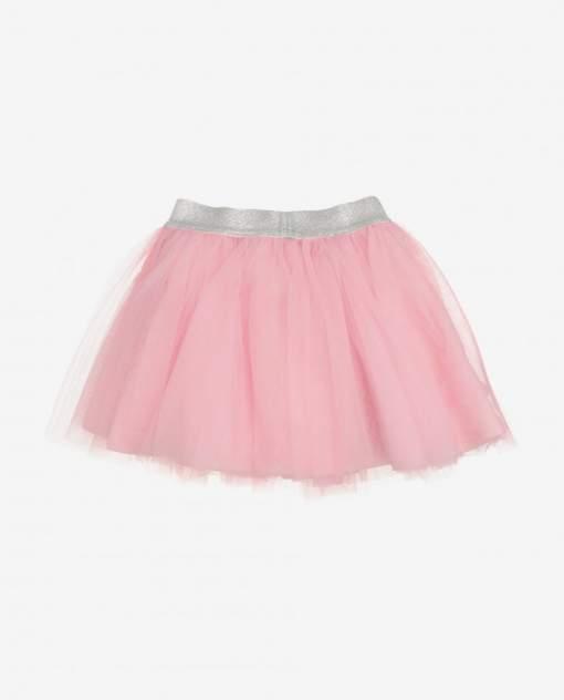 Юбки для девочек Gulliver, цв. розовый, р-р 74