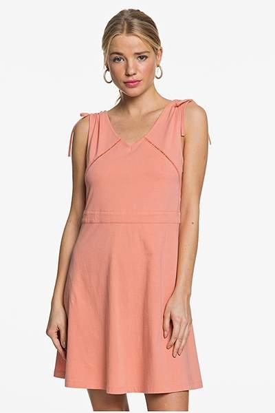 Женское платье Roxy Spellbound Wave ERJKD03300, розовый