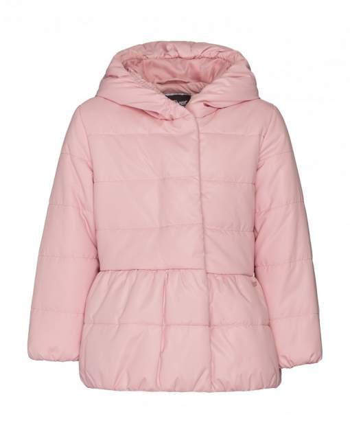 Куртка для девочек Gulliver, цв. розовый, р-р 98