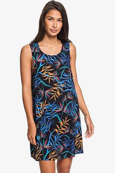 Платье женское Roxy Tranquility Vibes ERJWD03410 разноцветное S