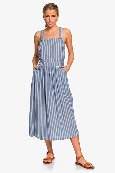 Женское платье Roxy Summer Transparency ERJWD03423, белый