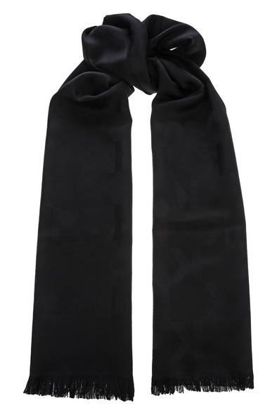 Шарф мужской Karl Lagerfeld 805001 502135 черный