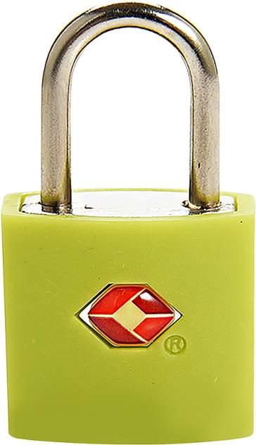 Замок багажный Travel Blue TSA Identi Lock зеленый