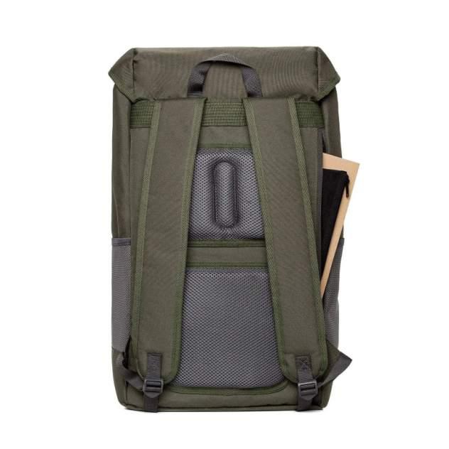 Рюкзак мужской Lefrik Everest зеленый