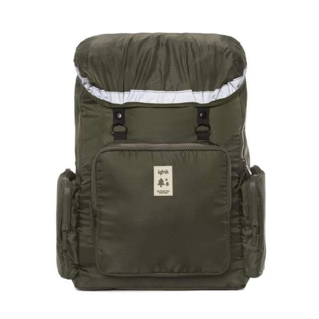 Рюкзак мужской Lefrik Explore зеленый