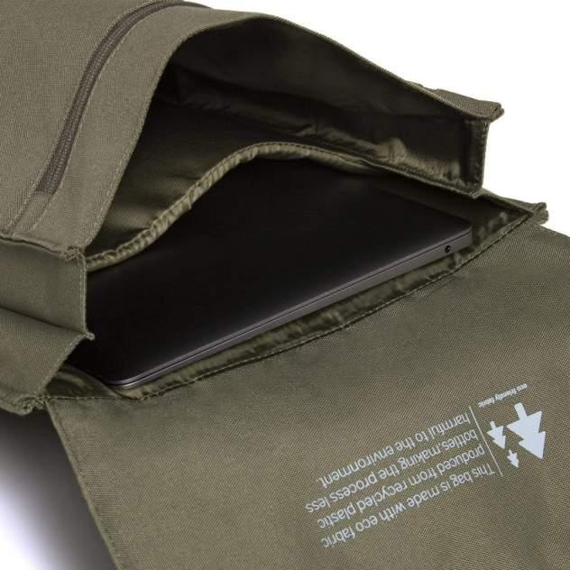 Рюкзак мужской Lefrik Handy зеленый