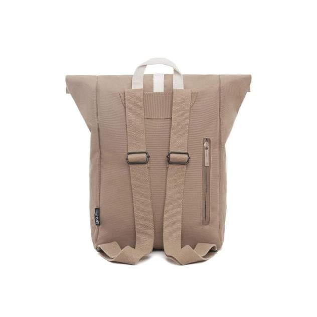 Рюкзак мужской Lefrik Roll Mini бежевый