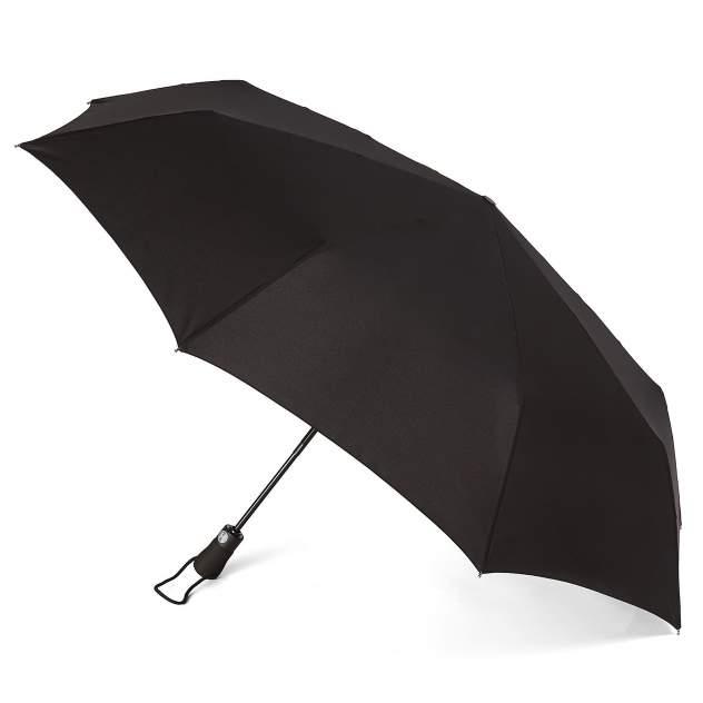 Зонт складной мужской автоматический Henry Backer M4630 черный