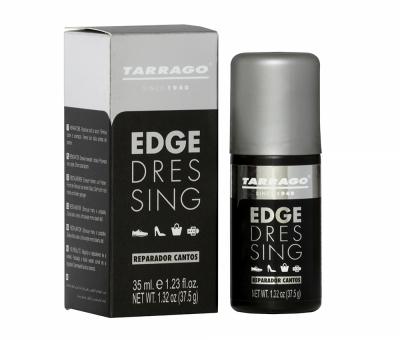 Краска для подошв рантов каблуков TARRAGO Edge Dressing черная