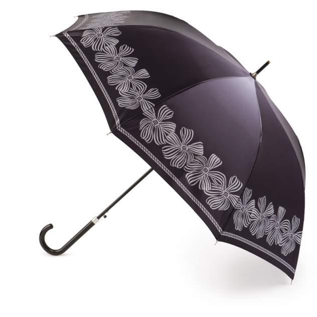 Зонт-трость женский автоматический Henry Backer U11204 серый