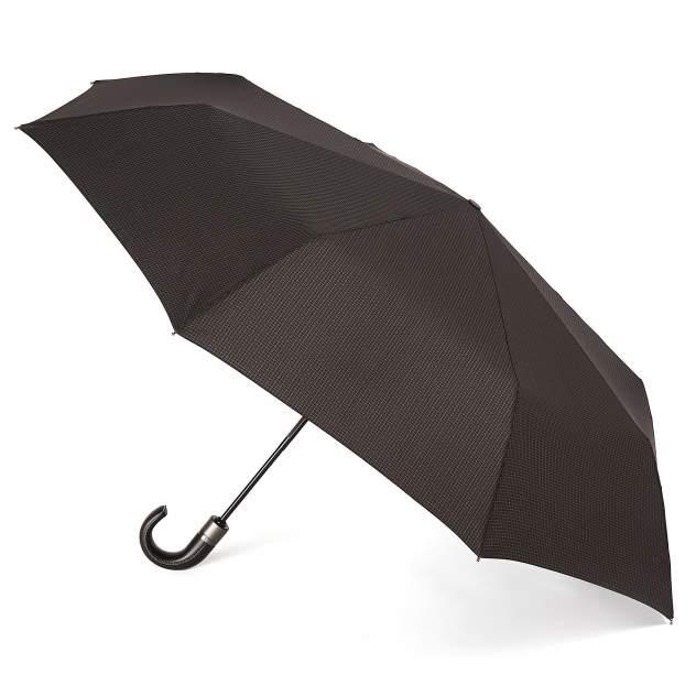 Зонт складной мужской автоматический Henry Backer M4631 серый