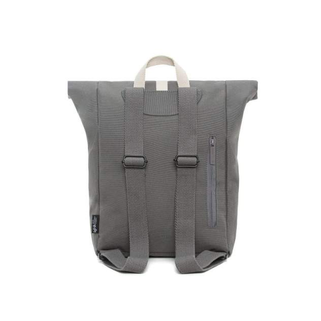 Рюкзак женский Lefrik Roll Mini серый