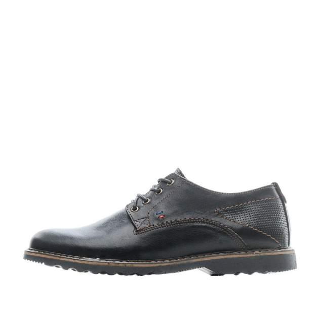 Мужские полуботинки quattrocomforto 200-229-N1L1, черный