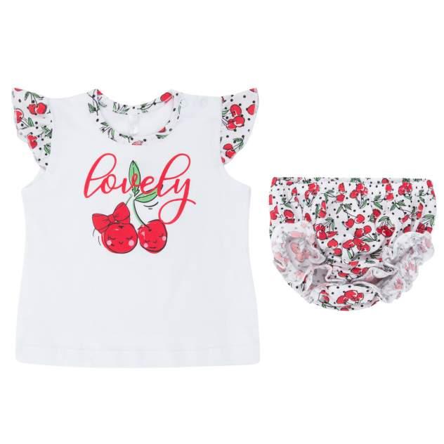 Комплект одежды Leader Kids, цв. белый