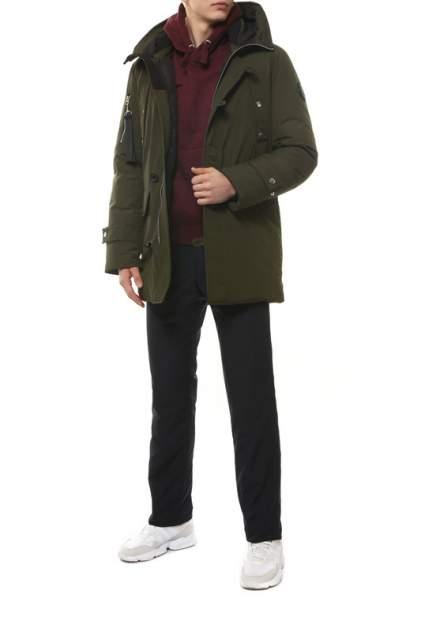 Куртка мужская IGOR PLAXA 5966-3 зеленая 48 RU