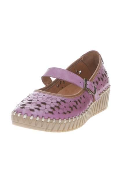 Сандалии женские Goergo 398-309-9 фиолетовые 37 RU