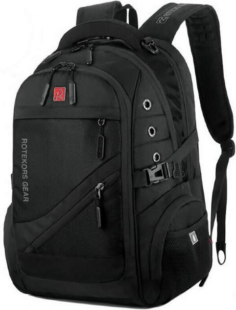 Рюкзак мужской Rotekors Gear 1418 черный