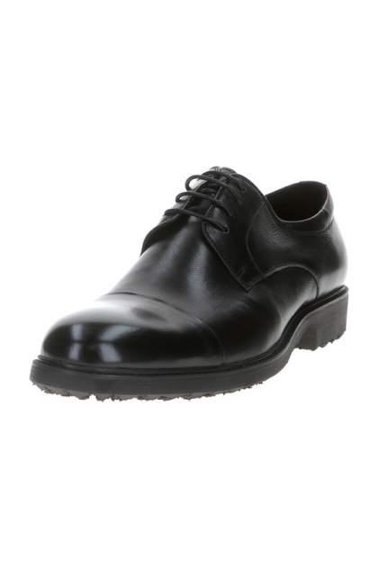 Туфли мужские GOTIME 7593-55-M347-1 черные 44 RU