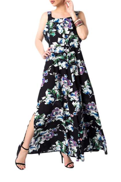 Женское платье Hestollina OS-124-1, синий