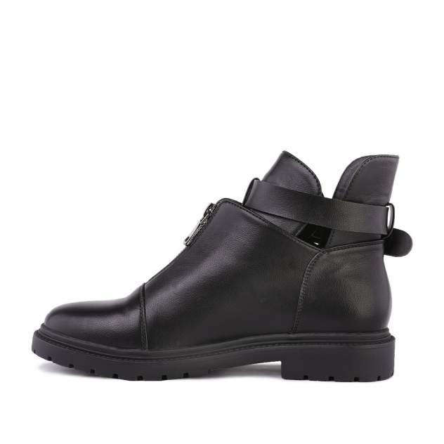 Ботинки женские INSTREET 2-01WN-004SR черные 39 RU