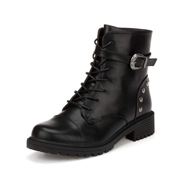 Ботинки женские ZENDEN 2-02WA-030SR черные 38 RU